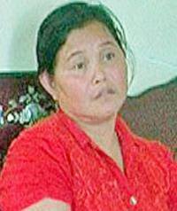 Pha bị bắt quả tang khi về Việt Nam nhận 40 triệu đồng tiền chuộc của gia đình cô gái ở Bạc Liêu. Ảnh: CA