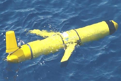 Một thiết bị lặnkhông người lái (UUV) của Mỹ