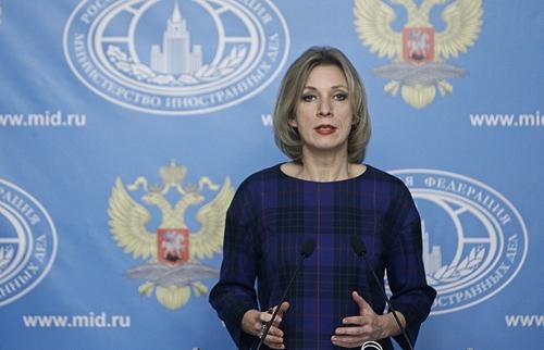 Người phát ngôn Maria Zakharova