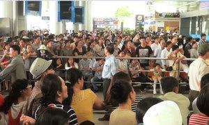 Sân bay Tân Sơn Nhất đang quá tải như thế nào?