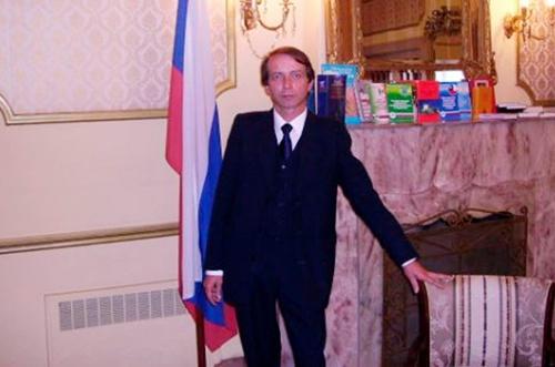 Peter Polshikov, cố vấn cao cấp