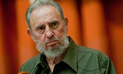 Cựu chủ tịch Cuba Fidel Castro qua đời hôm 25/11 ở tuổi 90. Ảnh: AFP.