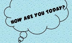 'How are you today?', câu hỏi thường bị phát âm sai