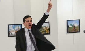 Các thế lực có thể giật dây kẻ ám sát đại sứ Nga tại Thổ Nhĩ Kỳ