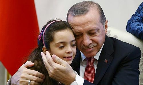 Tổng thốngRecep Tayyip Erdogan