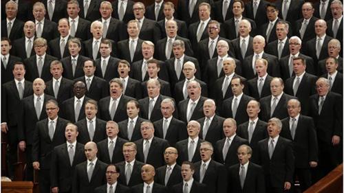 Dàn nhạc The Mormon Tabernacle Choir v