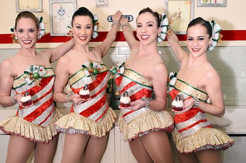 Nhóm nhảy nữ The Radio City Rockettes
