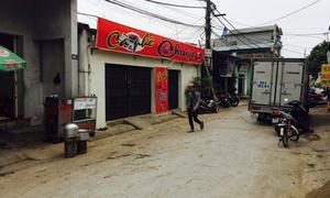 Cảnh sát bắt 7 nghi can vụ nổ súng trong đêm ở Thanh Hoá
