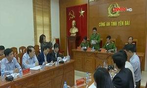 Nhiều vết đạn trên thi thể Bí thư và Chủ tịch tỉnh Yên Bái