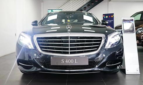 Việt Nam là quốc gia đầu tiên ngoài Đức được lắp ráp xe S-Class thế hệ mới (V222)