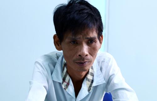 Kẻ đâm chết đồng nghiệp bị bắt sau 10 năm lẩn trốn. Ảnh: Nguyệt Triều