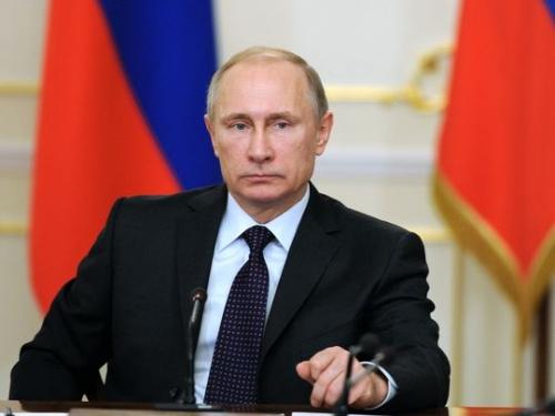 Tổng thống Nga Vladimir Putin. Ảnh: AP