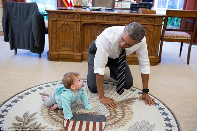 Những khoảnh khắc đáng nhớ cuối cùng của Obama ở Nhà Trắng