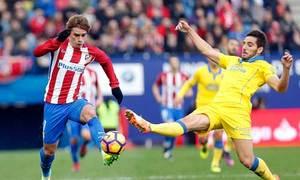 Las Palmas 0-2 Atlético Madrid