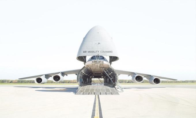 Những vận tải cơ lớn nhất thế giới