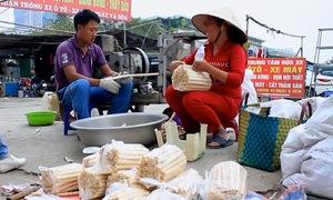 Thu tiền triệu mỗi ngày từ 'bim bim Việt'