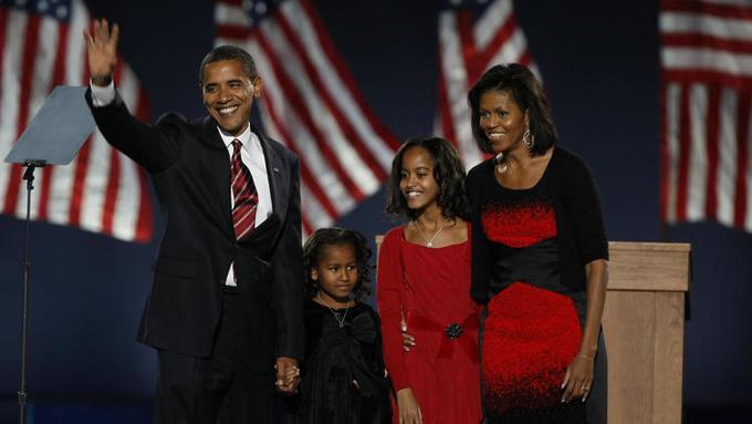 Con đường từ nghị sĩ tới tổng thống Mỹ của Obama