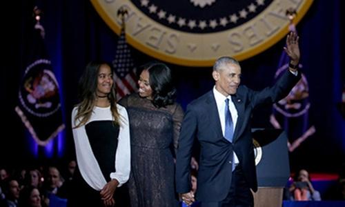 Gia đình Obama