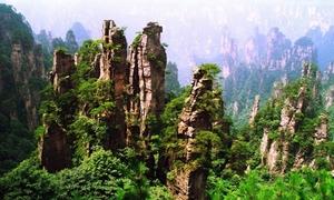 Công viên Trung Quốc có khung cảnh giống hệt phim Avatar