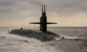 Tàu ngầm hạt nhân khó phát hiện nhất thế giới của Mỹ
