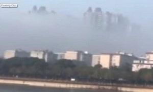 Thành phố trên mây ở Trung Quốc gây tranh cãi