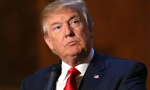 Tổng thống Mỹ đắc cử Donald Trump. Ảnh: AP.