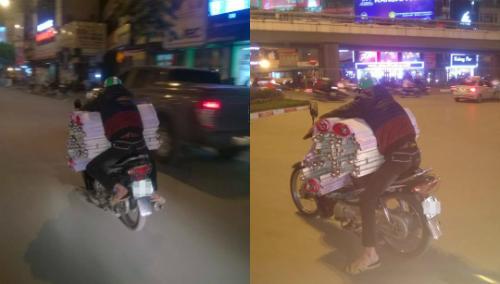 Người vận chuyển phiên bản Việt - Bom tấn điện ảnh năm 2017.