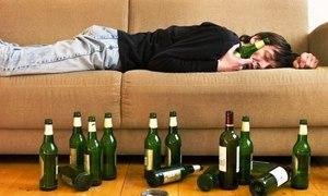 Nhậu say xỉn gây ầm ĩ bị phạt một triệu đồng