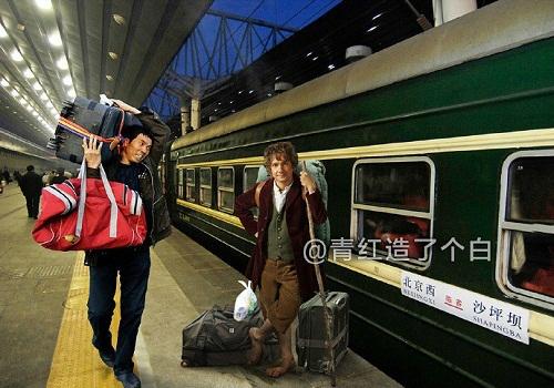 The Hobbit: Hành trình về quê.