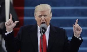 Thế giới bất an trước diễn văn nhậm chức của Trump