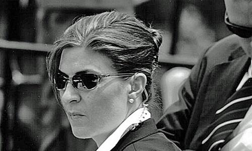 Nữ mật vụ Mỹ Kerry OGrady. Ảnh: WND