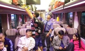 Chuyến tàu 5 sao cuối cùng rời Sài Gòn trong năm