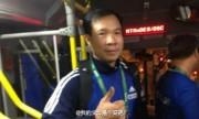 Hoàng Xuân Vinh đi xe buýt về làng Olympic sau khi giành HCV