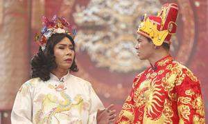 Nam Tào, Bắc Đẩu bị Ngọc Hoàng cắt chức tại Táo quân 2017