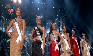 Phần thi ứng xử tại Miss Universe 2016