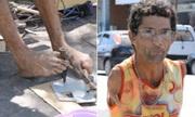 Người khuyết tay bẩm sinh đi khắp Brazil bán ôtô đồ chơi