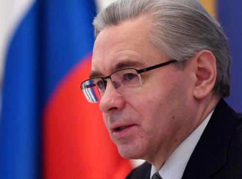 Ông Alexander Timonin, Đại sứ Nga tại Hàn Quốc. Ảnh: Yonhap