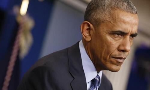 Cựu tổng thống Barack Obama. Ảnh: Reuters.