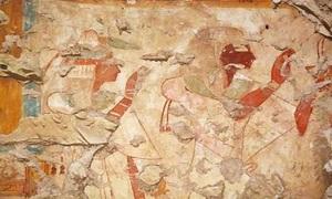 Mộ cổ hoàng gia hơn 3.000 năm được tìm thấy ở Ai Cập
