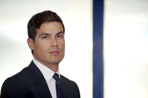Mathieu Gallet, giám đốc đài Radio France. Ảnh: LeParisien