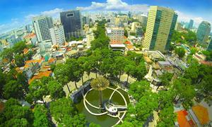 Phải am hiểu Sài Gòn, bạn mới trả lời đúng 5 câu về hồ Con Rùa