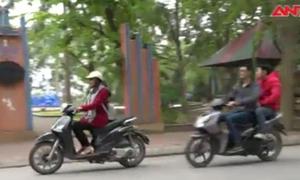 Các mánh lừa lấy xe máy ít ai ngờ tới