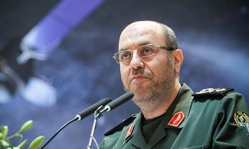 Bộ trưởng Quốc phòng Iran Hosein Dehqan. Ảnh: Press TV.