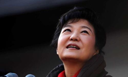 Tổng thống Hàn Quốc Park Geun-hye