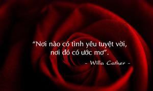 Học tiếng Anh qua những câu nói hay nhân dịp Valentine