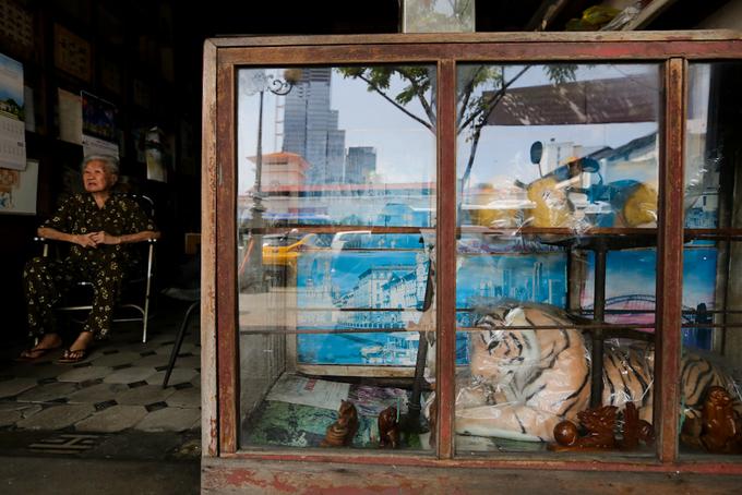 Tiệm trà hơn 100 tuổi của cụ bà ở khu chợ Bến Thành