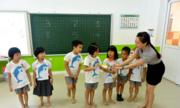 Khóa học giúp trẻ tự tin vào lớp một
