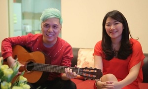 Học tiếng Anh về ngày Valentine cùng ca sĩ Minh Vương M4U