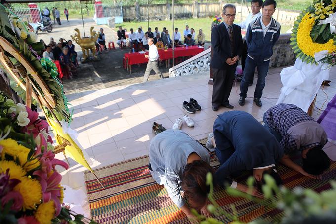 Ngày giỗ 135 người dân Quảng Nam bị lính Đại Hàn thảm sát
