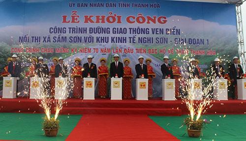 khoi-cong-tieu-du-an-duong-ven-bien-quang-ninh-kien-giang
